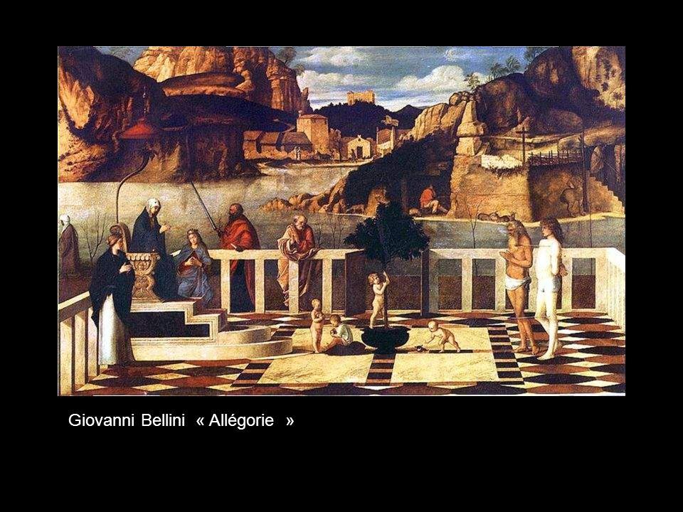 Franciabigio « La Vierge et lEnfant avec Saint Jean-Baptiste jeune »