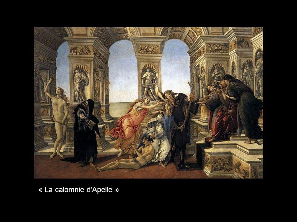« Le triomphe de la Vierge »