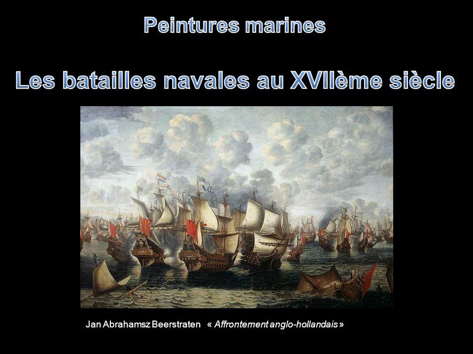 Jan van Leyden « Engagement frontal anglo-hollandais»