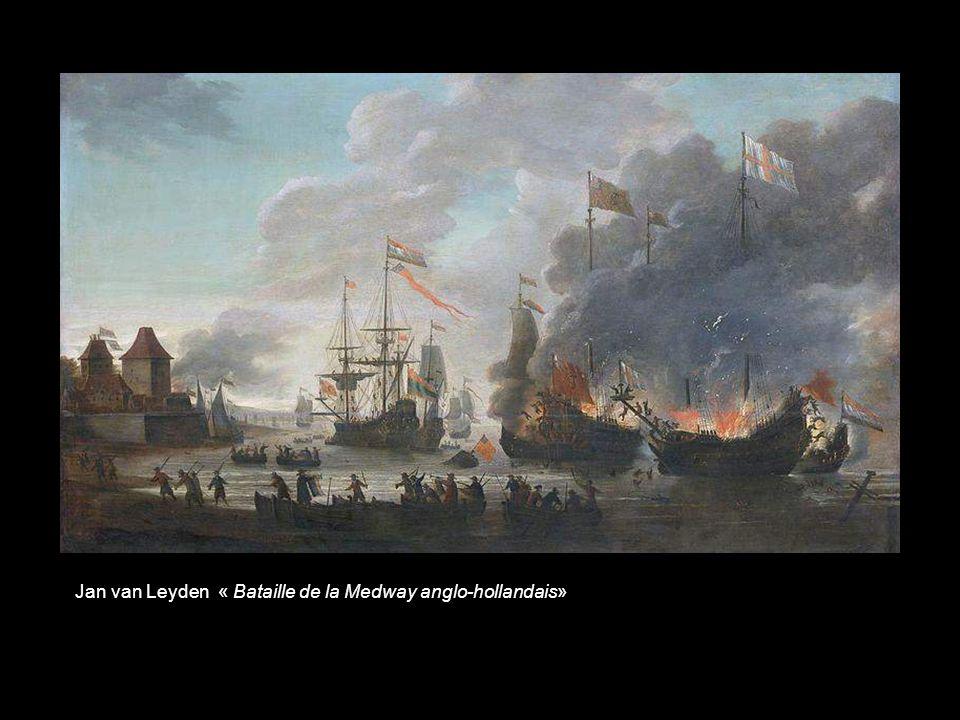 Inconnu « Bataille de Tobago (Antilles) franco-hollandaise en 1677»