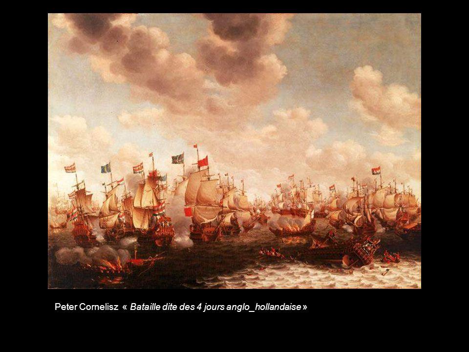 Pierre Puget « Bataille de Palerme franco-espagnole en 1676»