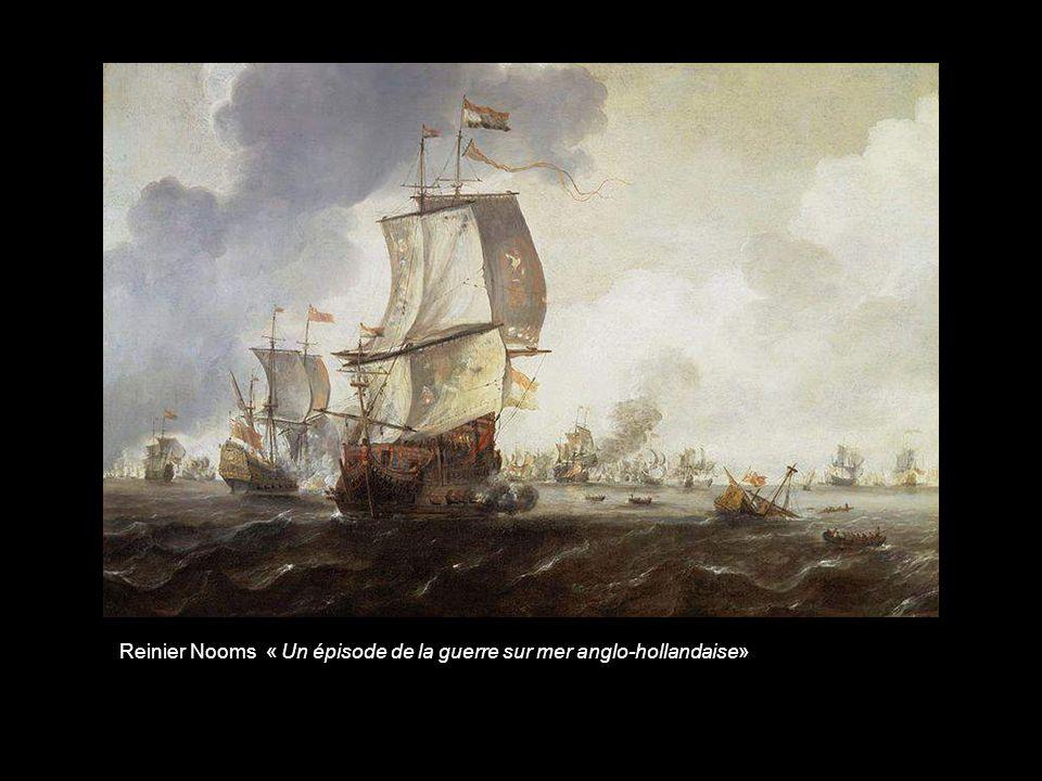 Peter Cornelisz « Bataille dite des 4 jours anglo_hollandaise »