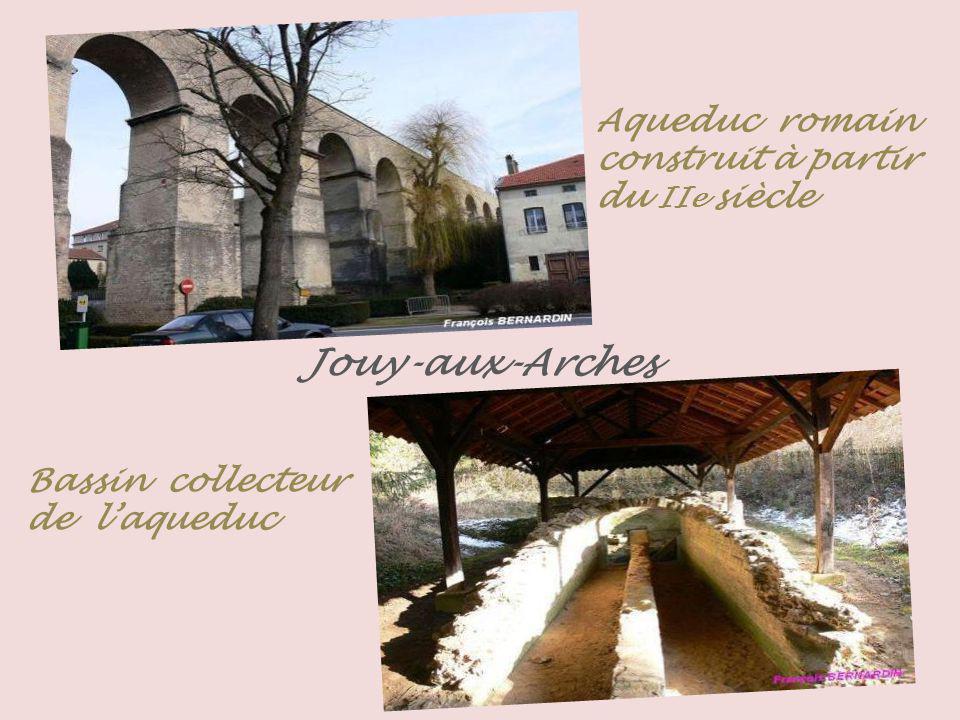Ars-sur-Moselle vestiges de laqueduc. gallo-romain
