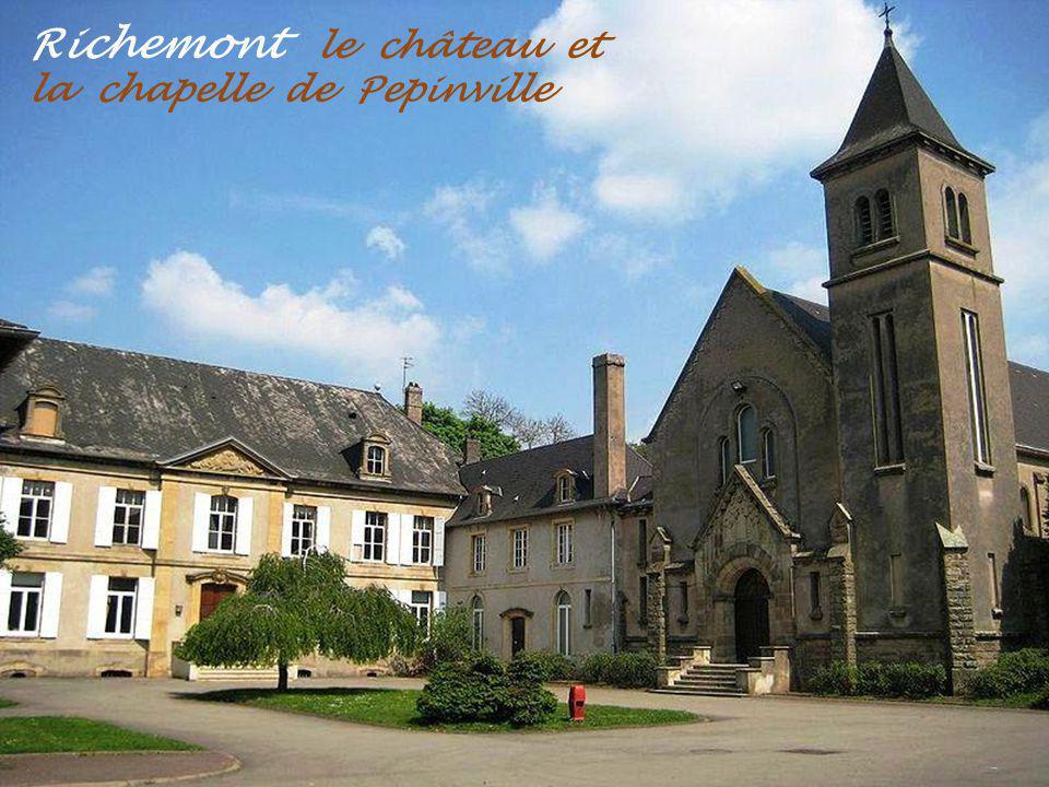 Moyeuvre-Grande le château