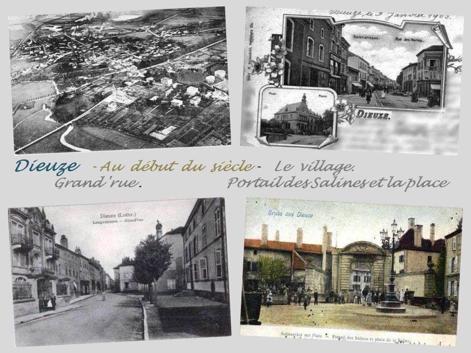Phalsbourg porte. dAllemagne