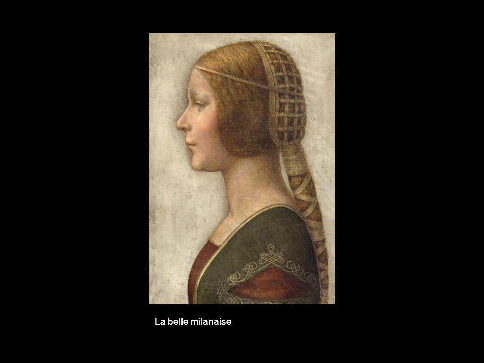 La Belle Ferronnière (Favorite de François 1 er )