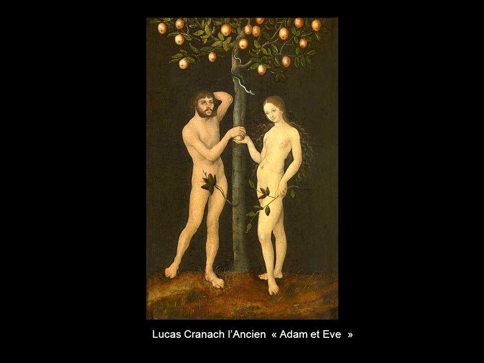 Lucas Cranach lAncien « La charité »