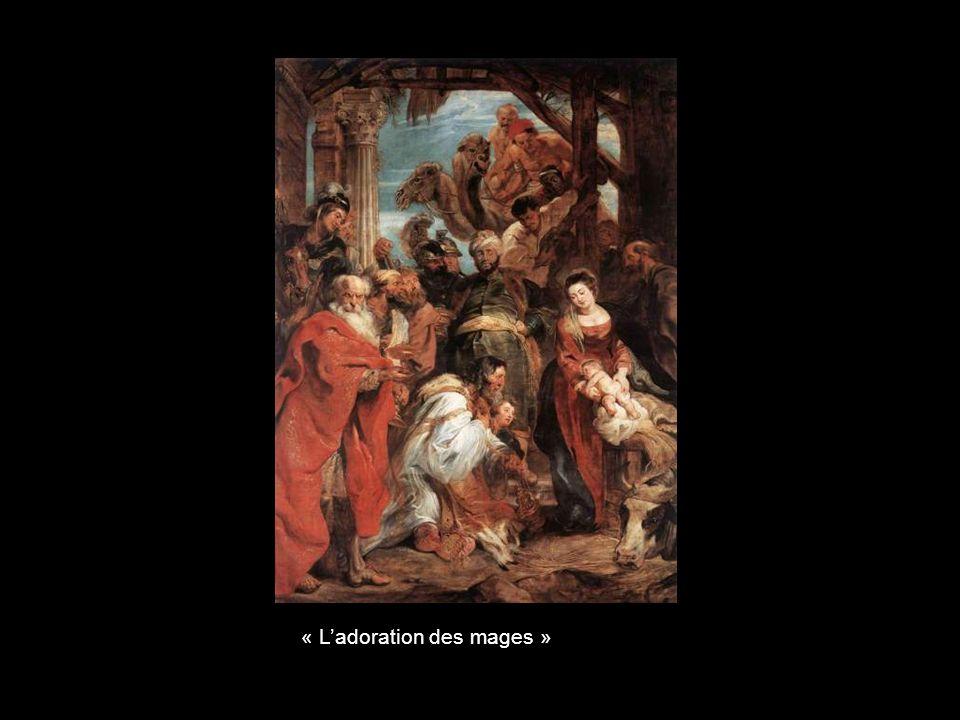 « La Sainte Communion de Saint François dAssise »