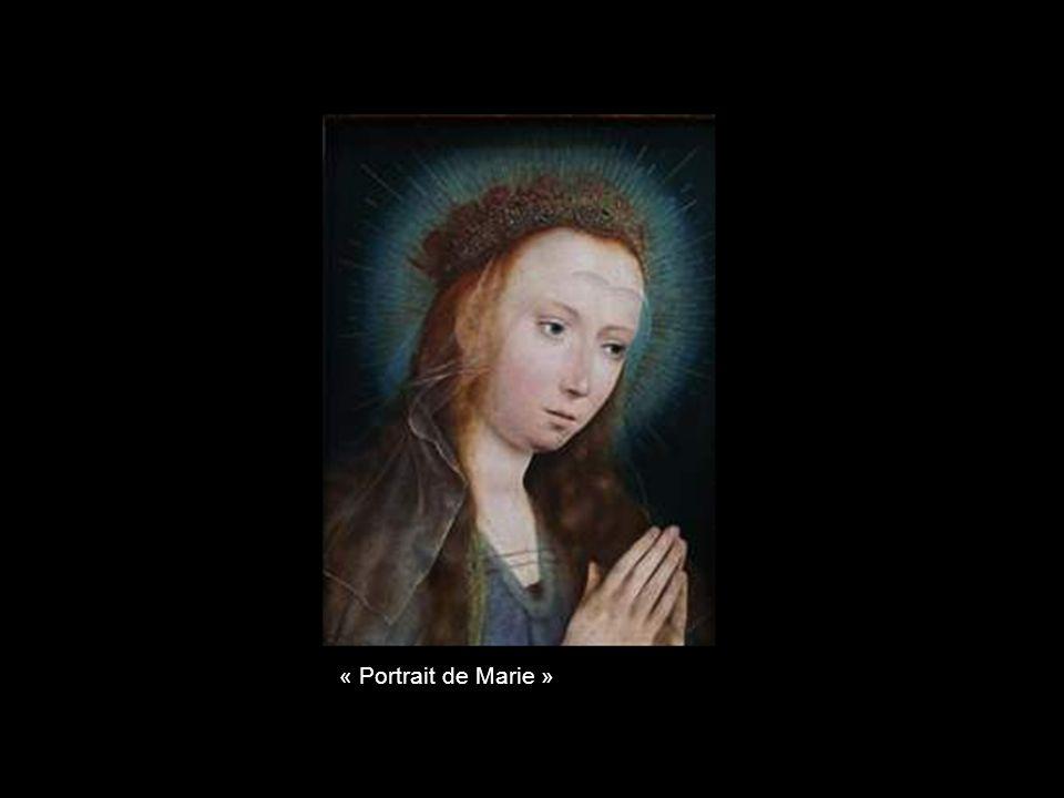 « Portrait du Christ »