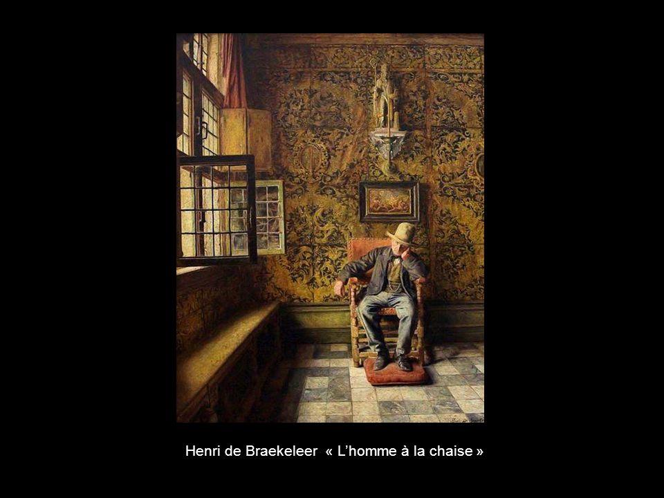 Henri de Braekeleer « Le repas »