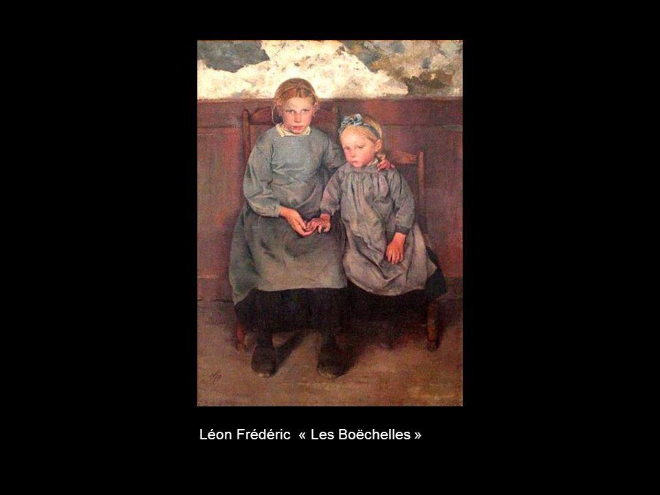 Henri Evenepoel « Fille errante »