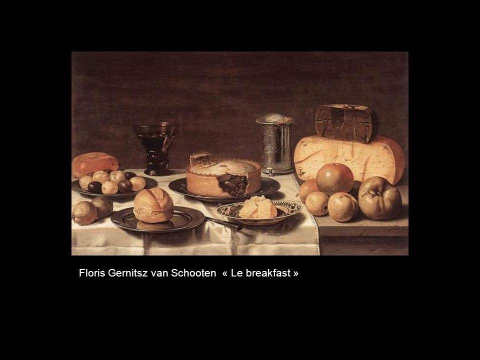 Gerard ter Borch « La joueuse de luth »