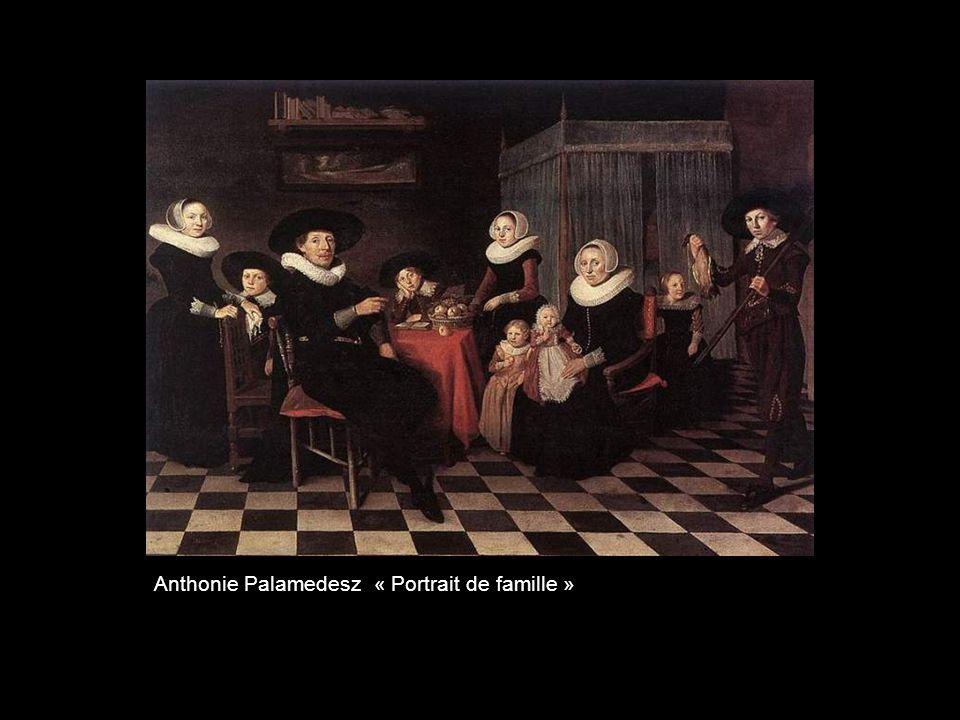 Adriaen van Ostade « Dans la taverne »