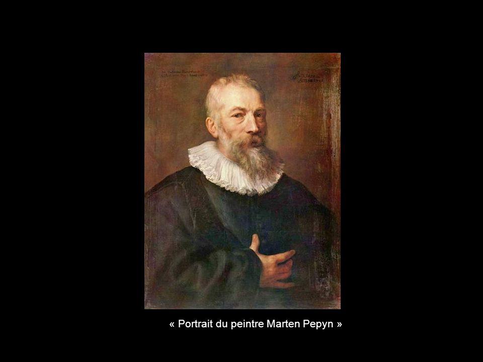 « Portrait du peintre Cornelis »