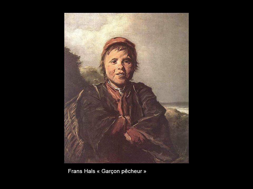 Caesar van Everdingen « Portrait dune jeune fille »