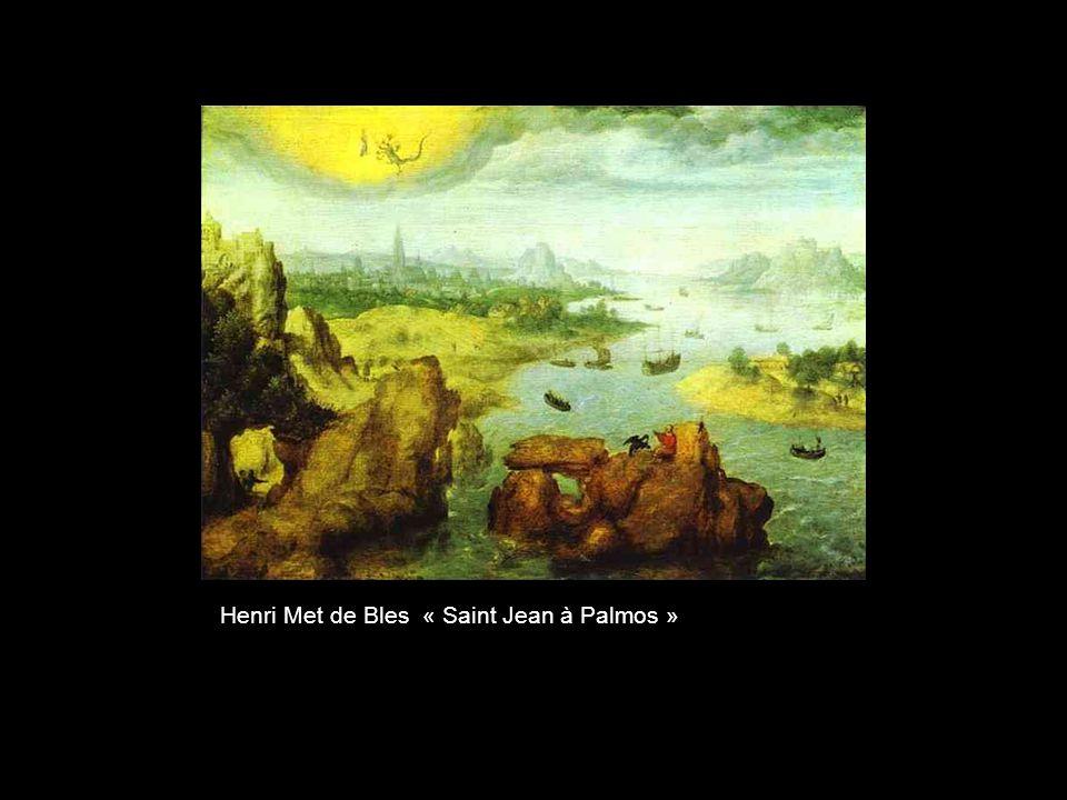 Hendrick van Rijn « Le Calvaire »