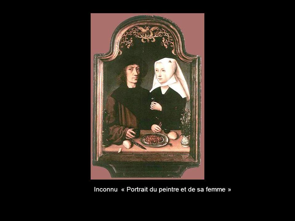 Inconnu « Portrait de Jean Sans Peur – Duc de Bourgogne - »