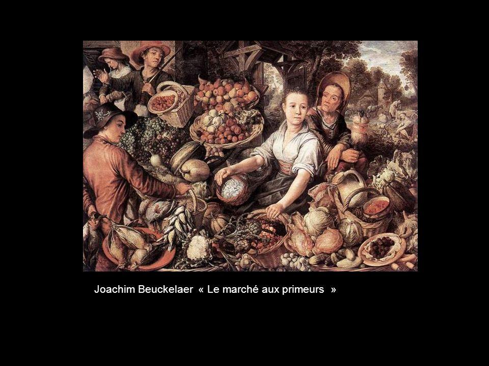 Joachim Beuckelaer « Allégorie de la négligence »