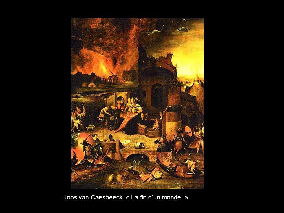 Joos van Caesbeeck « Querelle dans un pub »
