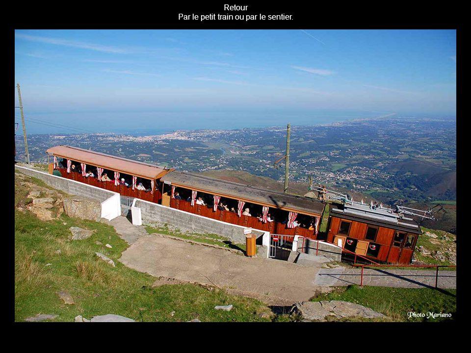 .... La Rhune, montagne sacrée des Basques et lieu chargé d'histoire, est aussi un massif où la faune et à la flore sont exceptionnels....