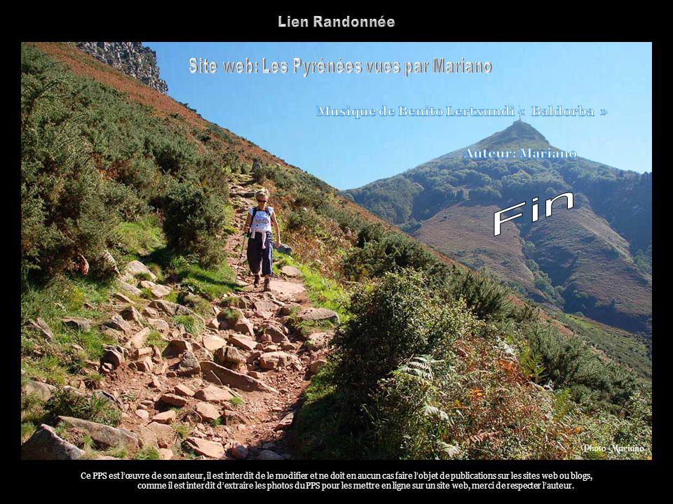 .... Merveilleuse randonnée avec au sommet le premier belvédère des Pyrénées dominant un des plus vastes horizons dEurope....