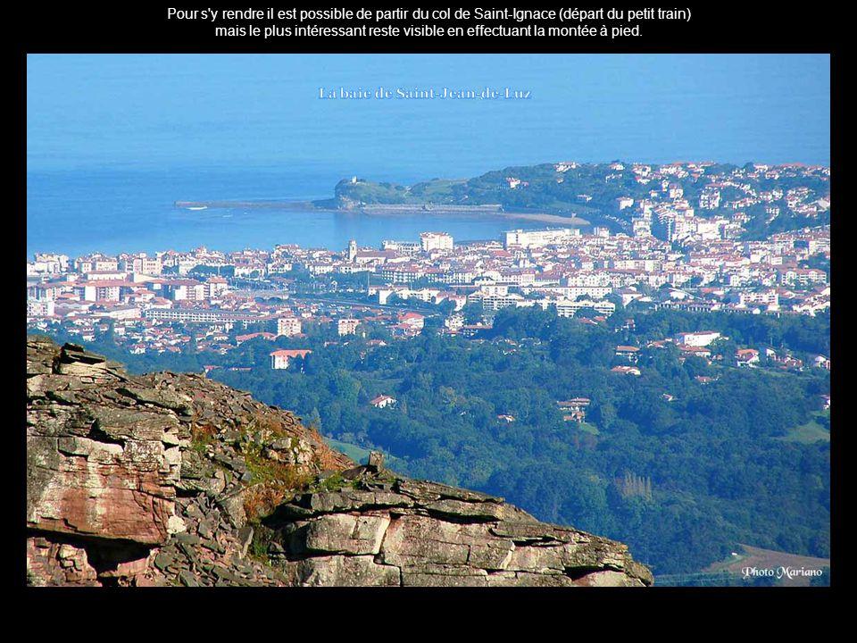 ....... C'est l'un des lieux de randonnée des plus courus au Pays Basque.