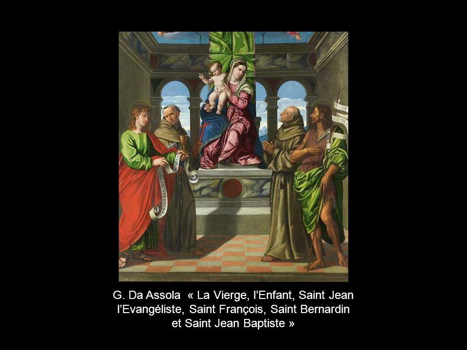 Francesco Bassano le Jeune « Lentrée des animaux dans larche »
