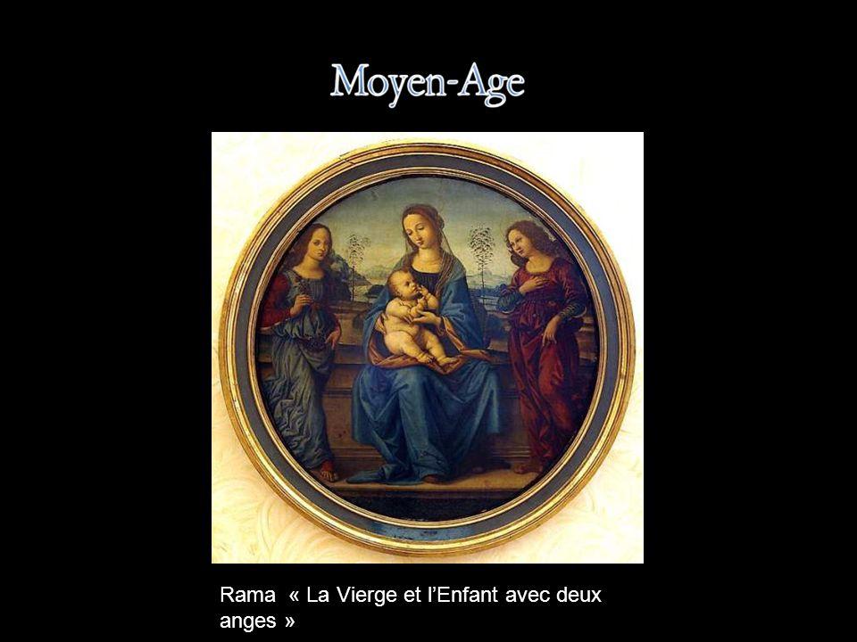 Rama « La Vierge et lEnfant avec deux anges »