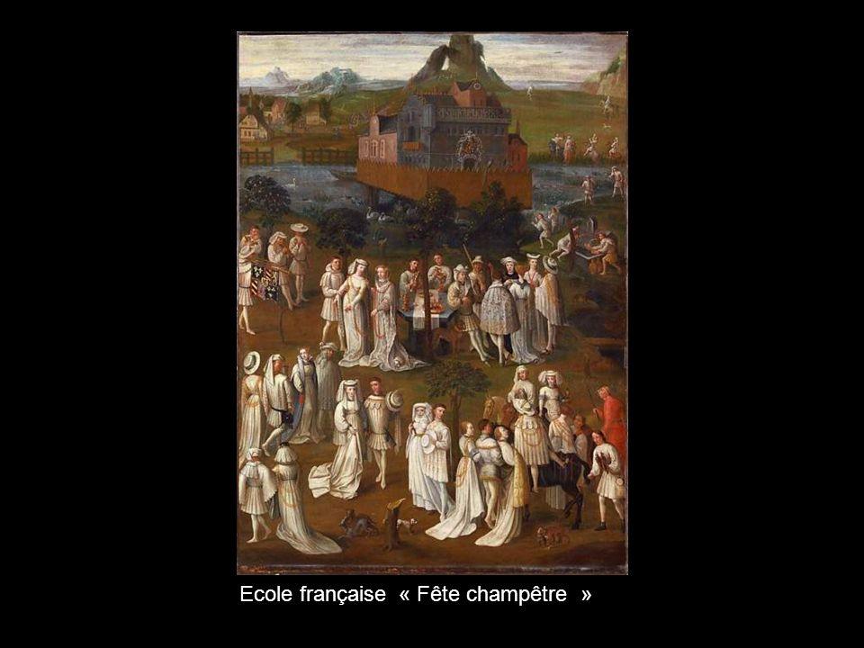 Charles-Alphonse Dufresnois « Allégorie de la peinture »
