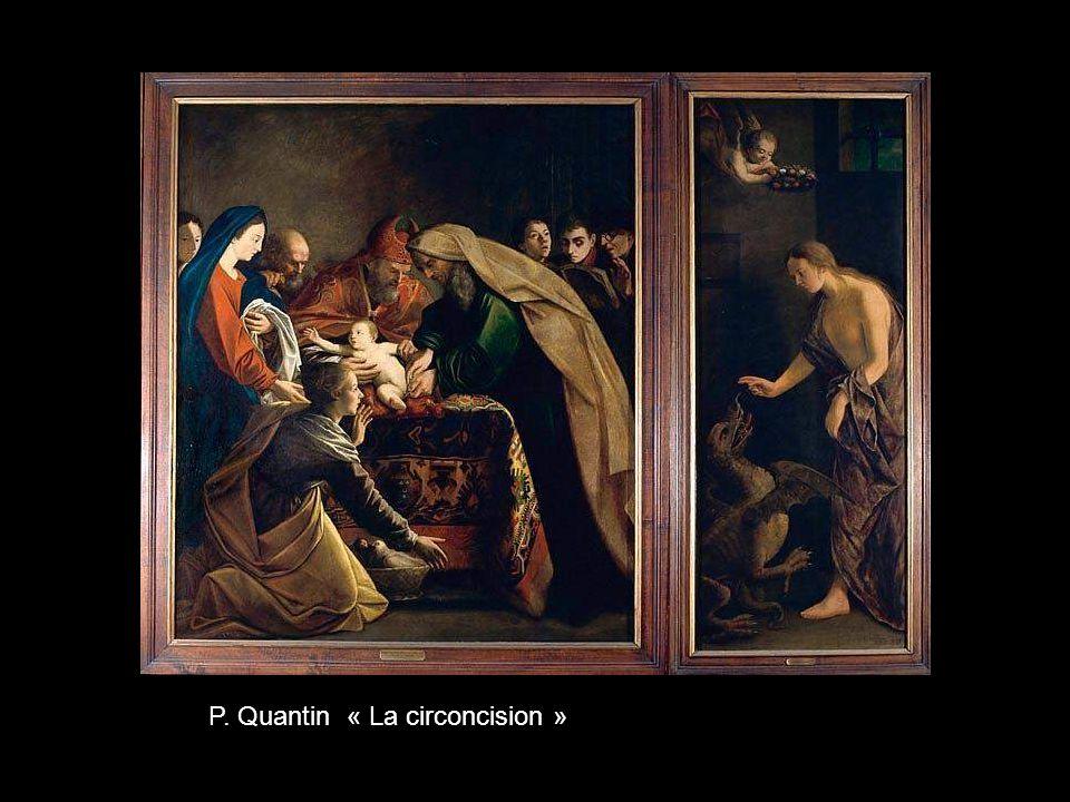 Pierre-Paul Rubens « La Vierge présente lenfant Jésus à saint François »