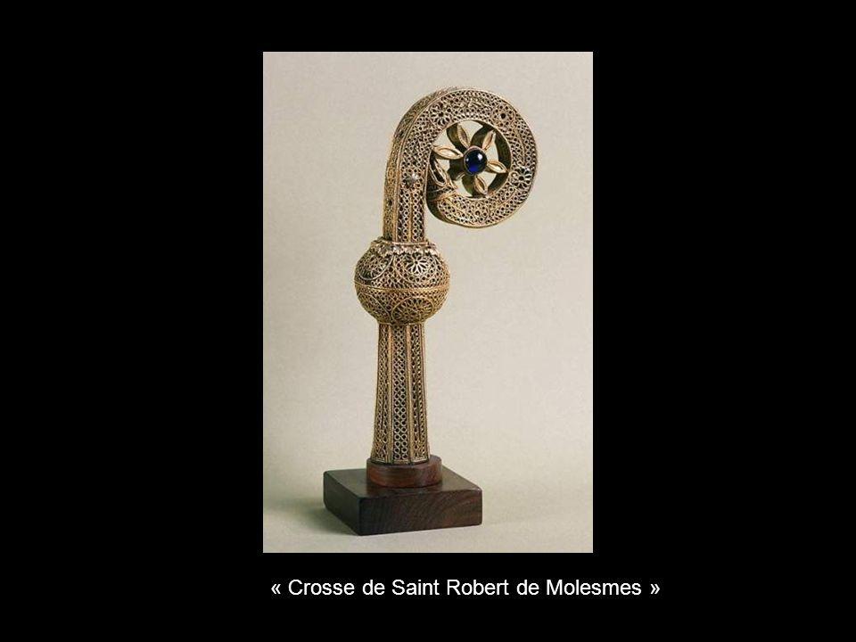 « Crosse de Saint Robert de Molesmes »