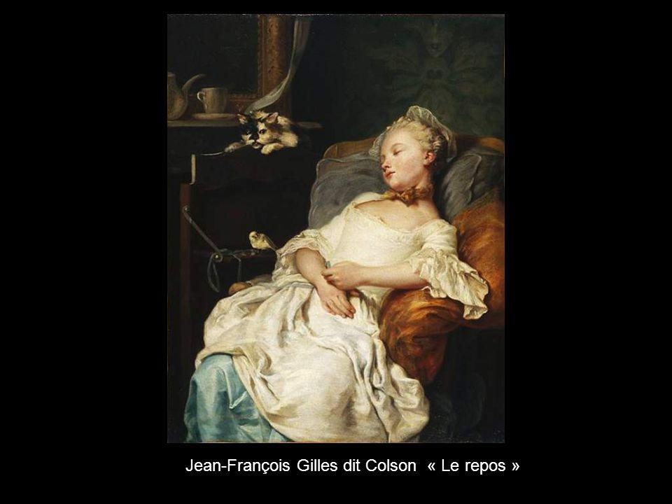 J-A Houdon « Georges-Louis Leclerc comte de Buffon »