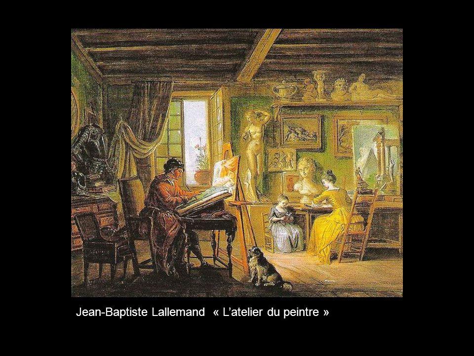 Jean-François Gilles dit Colson « Le repos »