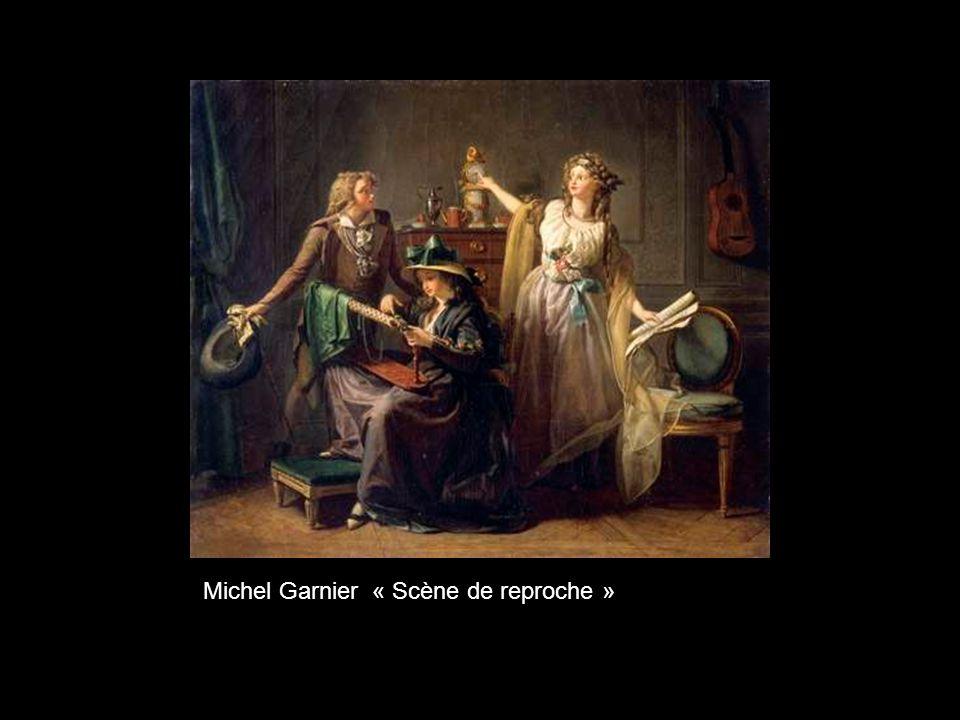 Louis-Robert Trinquesse « Le serment à lamour »