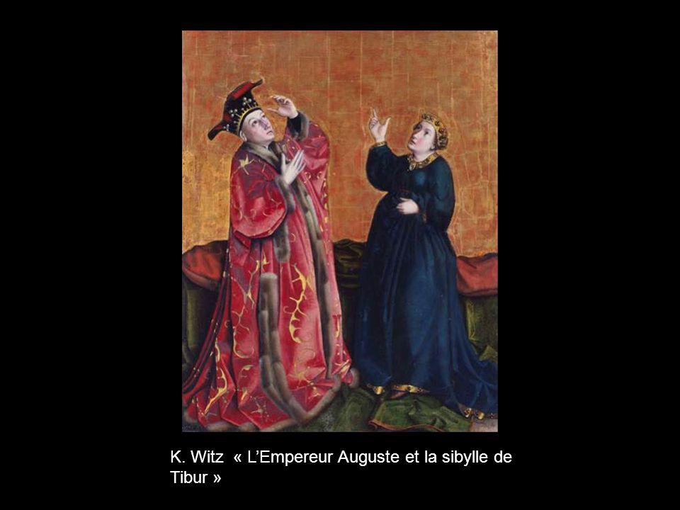 K. Witz « LEmpereur Auguste et la sibylle de Tibur »