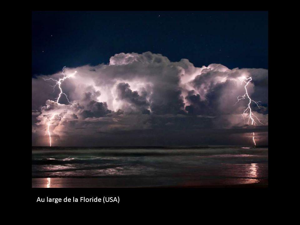 Au large de la Floride (USA)