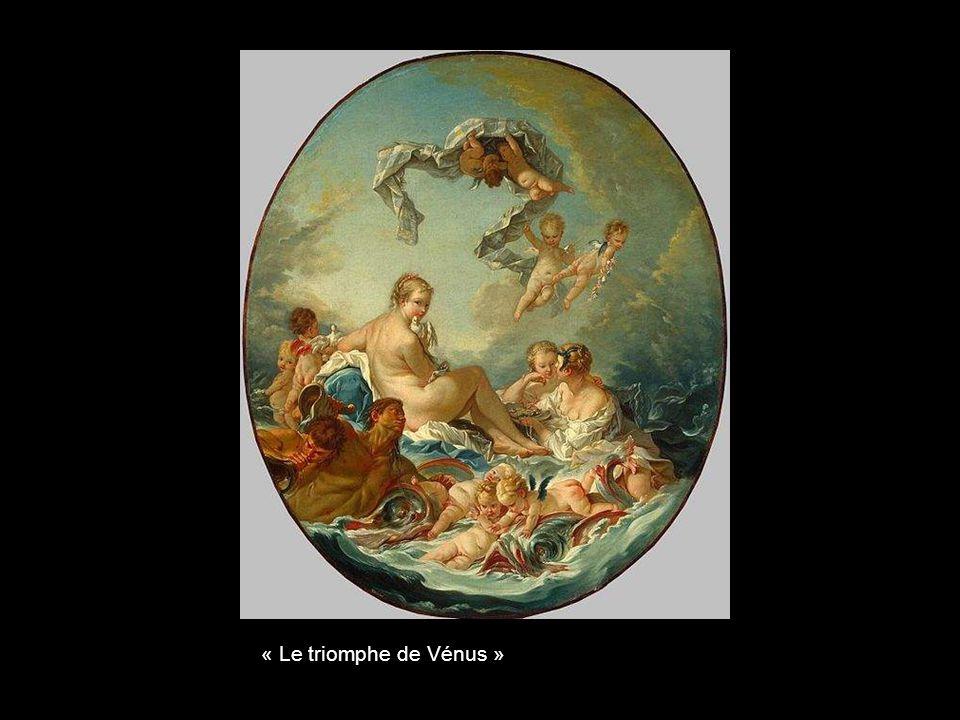 « La toilette de Vénus »