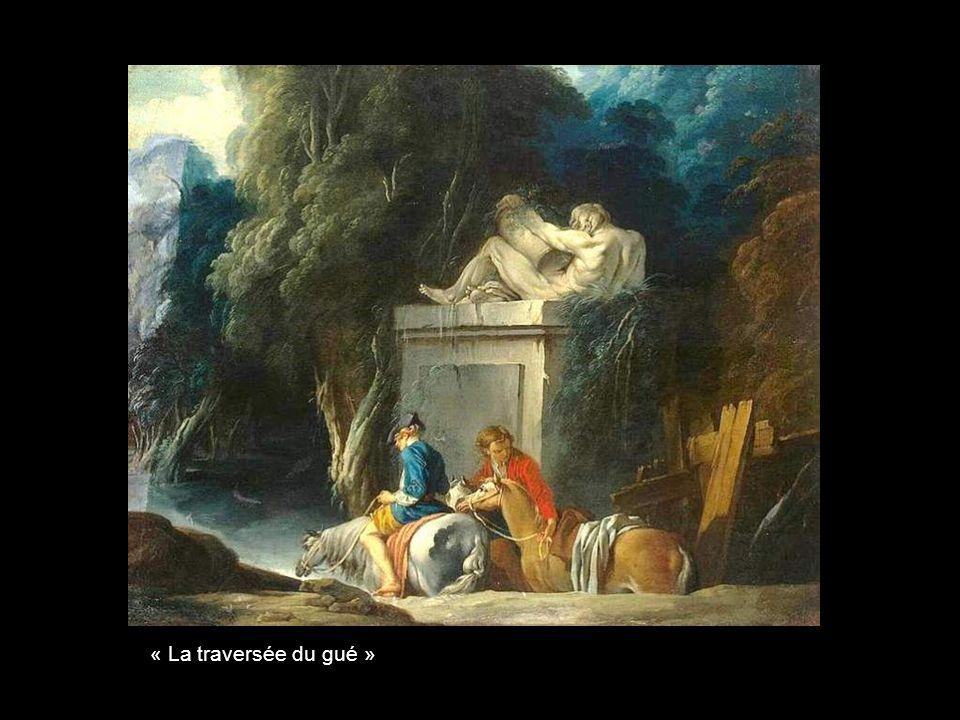 « Pygmalion et Galatea »