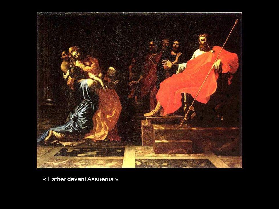 « La victoire de Joshua sur les Amalekites »