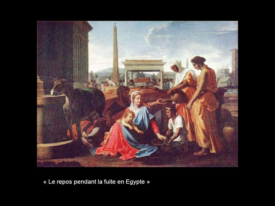« La reine Zénobie trouvée sur les rives de lArax »