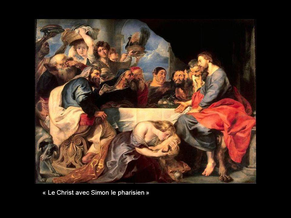 « La charité romaine »