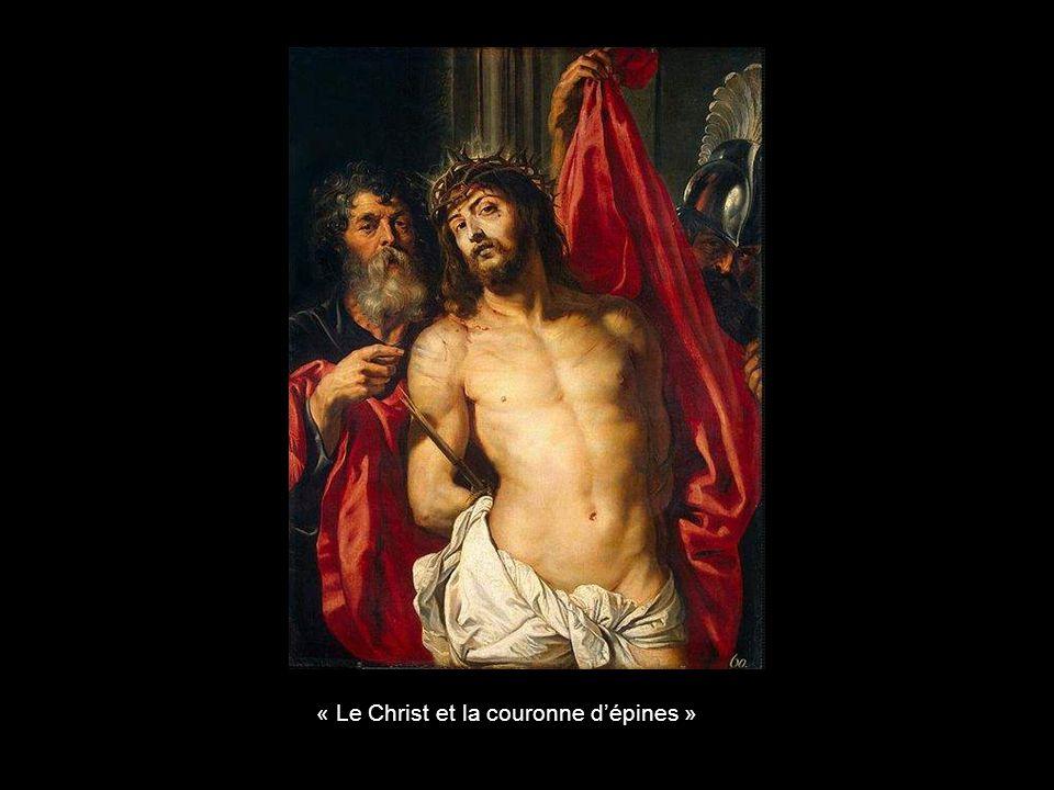« Le couronnement de la Vierge »