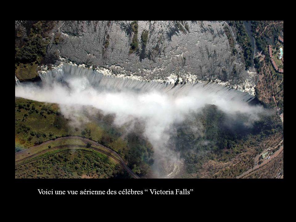 Eh oui ! vous êtes nombreux à ne pas penser aux grandes chutes que sont les Victoria, Angel et Iguazu Falls. … et vous ne savez pas ce que vous ratez,