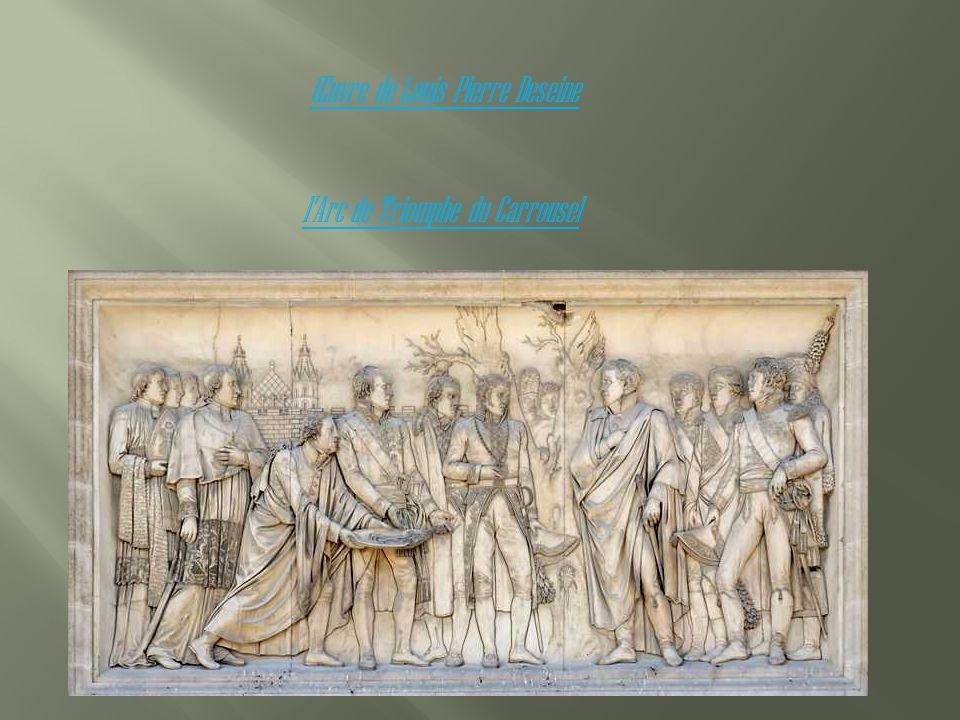 La poésie et la musique, Œuvres de Claude Michel dit Clodion (sculpteur) La famille du faune, Washington La panthère de Bacchus défendant ses petits
