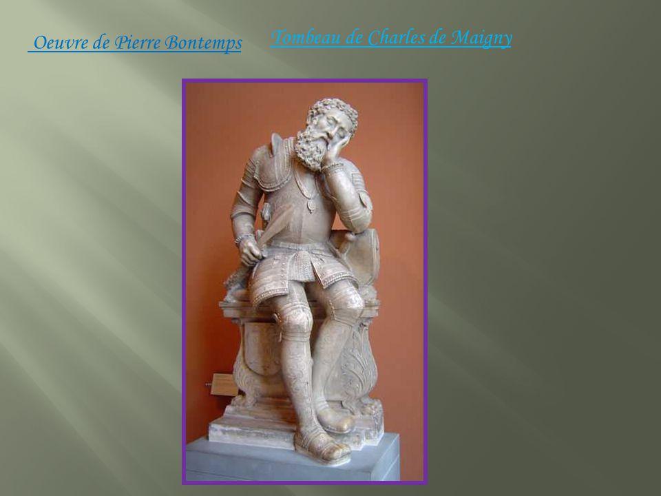 Œuvre de Jean-Marie Bonnassieux Statue de la Vierge
