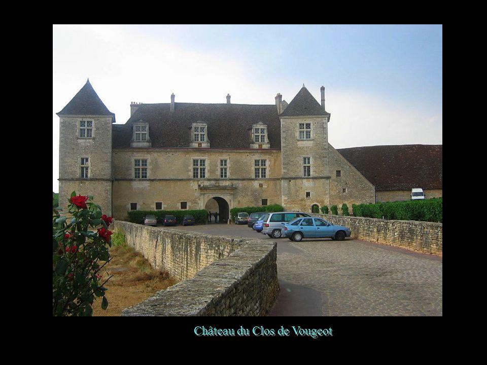 Château de Longecourt en Plaine