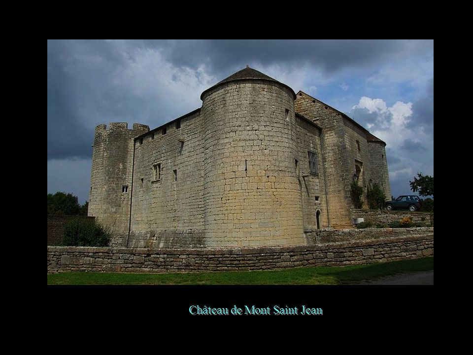 Château de Ponsanges