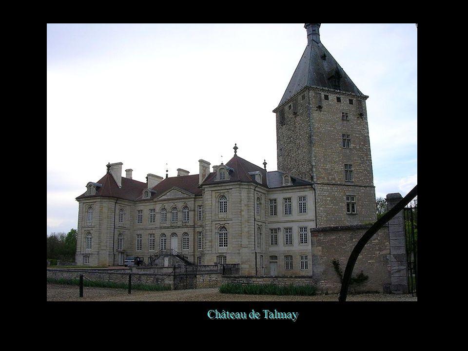 Château de Mont Saint Jean