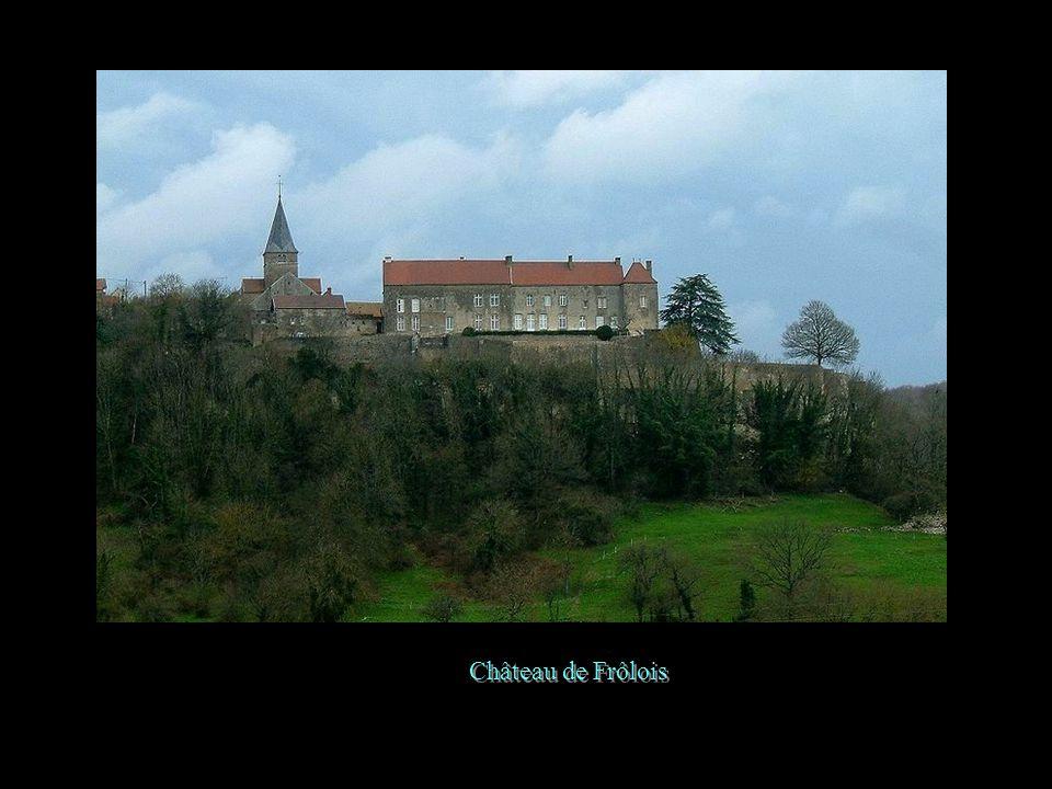 Château dEpoisse - Intérieur du pigeonnier - Château dEpoisse - Intérieur du pigeonnier -