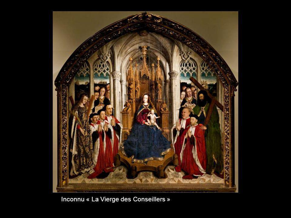 Jaume Huguet «La consécration de Saint Augustin »